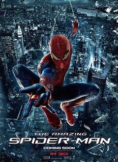 超凡蜘蛛侠BD1280高清中英双字版在线观看