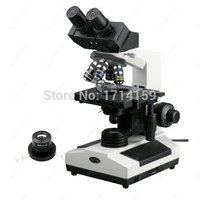 Darkfield Microscope-AmScope Supplies Darkfield Doctor Veterinary Clinic Biological Compound Microscope