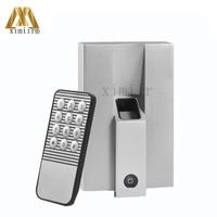 New Optical Sensor No Software Fingerprint Reader M50 Metal Single Door Fingerprint Keypad Access Control