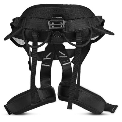 Escalade bride corde protecteur escalade sécurité ceinture portant 1000 kg sangle renforcer corde ceinture alpinisme équipement