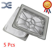 5Pcs Lot High Quality Adaptation For Electrolux Vacuum Cleaner Accessories Dust Net Z1370 1380 Filter Bag