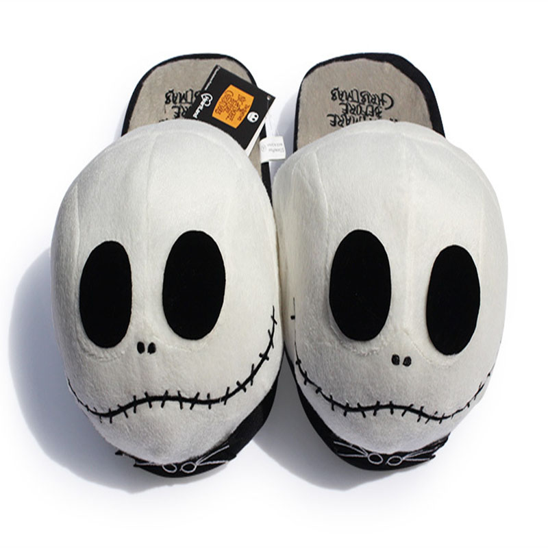The Nightmare Before Christmas 11 inch Adult plush slipper stuffed slipper