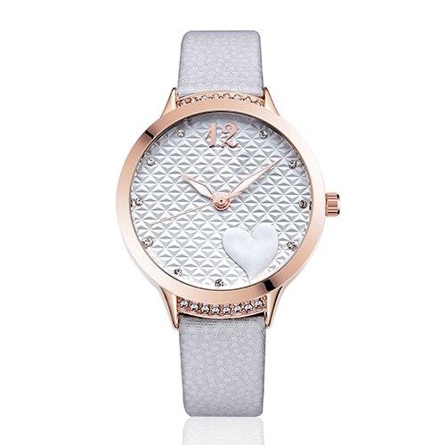 Fashion brand women watches leather strap casual lady wristwatchesFashion brand women watches leather strap casual lady wristwatches