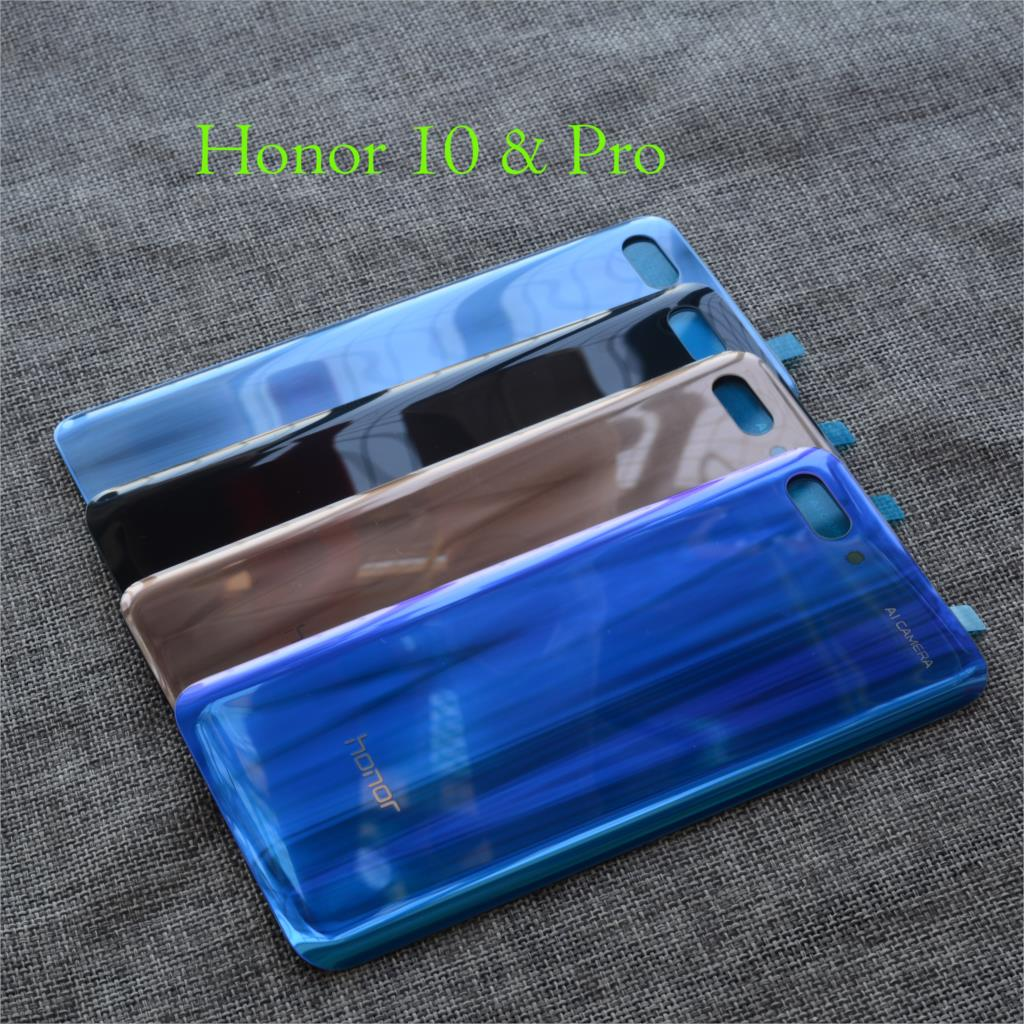 For Huawei Honor 10/Honor10 pro Battery Cover Housing Panel Honor10 Back Case Replacement image