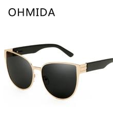 OHMIDA Venta Caliente Piloto gafas de Sol de Los Hombres UV400 Gafas Polarizadas Deporte Marca de Lujo de La Vendimia de Las Mujeres 2017 Gafas de sol gafas de sol mujer