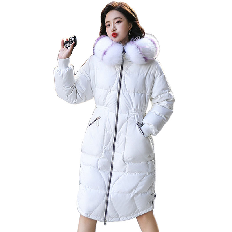 Women White Duck   Down     Coats   2018 Original Design Winter 95% White Duck   Down     Coat   Hoodies Female Fashion Light Jacket Outwear