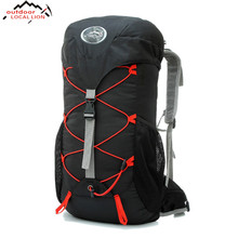 Santa Claus LOCAL LION Sports 35L Cycling Bag Camping Travel Mountain Backpack Backpack Men's travel bags Bicycle Cycling Bag Hiking Bag