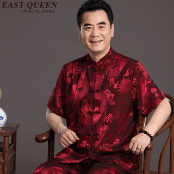 Traditional chinese clothing traditional chinese clothing for men shanghai tang chinese traditional clothes for men  KK567 W