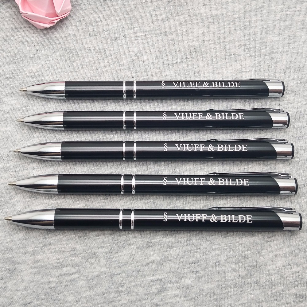 16g metal ball point pens NEW unique corporate gifts customized FREE your logo and text BY