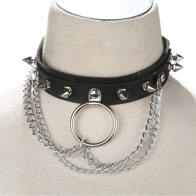 Becoler 8 Pieces Choker Necklace Stylish Solf Velvet Classic Gothic Tattoo Lace Choker