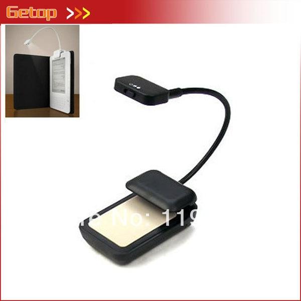 Бесплатная доставка новое поступление локоть портативный электрический свет книга чтение для kindle-бесплатная из светодиодов небольшой планшет e-новые рединг книги