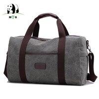 MTG Brand Men Travel Bags Large Capacity Female Women Luggage Travel Duffle Bags Male Canvas Big