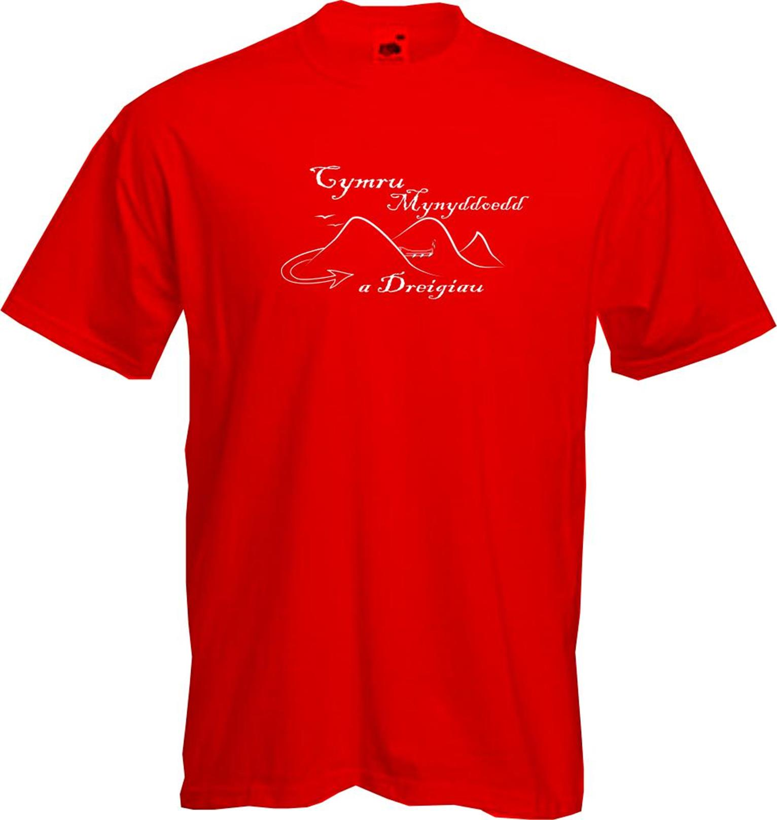 Welsh Cymru T Shirt St Davids Dragons Wales Cool Quality NEW New T Shirts Funny Tops Tee New Unisex Funny Tops in T Shirts from Men 39 s Clothing