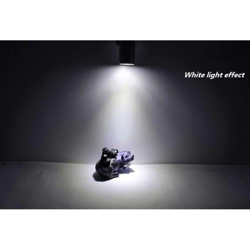 خرطوم بقيادة الأضواء 360 درجة 3w5w واط الذراع الطويلة بيند أنبوب العالمي رئيس التلفزيون حائط الخلفية شنت السقف جدار الإضاءة