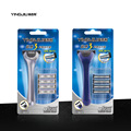 YingJiLi Brand 2017 Men Shaver Alternatively Razor Blades Pace Manual Washable Razor FeelMax Shaving razor With Modify Sideburns