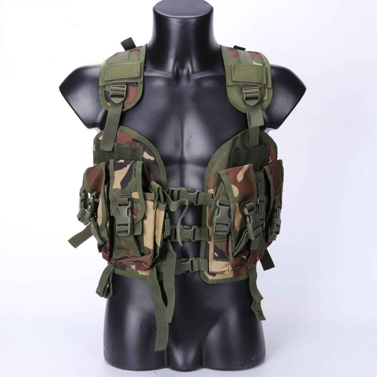 2019 Nouveau Extérieure veste tactique Joints Commando chasse Le Cheval Première CQB LBV Modulaire Tourner Assault Vest sac d'eau gilet tactique