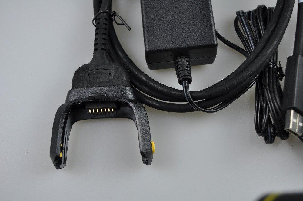 Оригинальный новый, для Motorola MC2100 MC2180 USB кабель для зарядки с источника питания