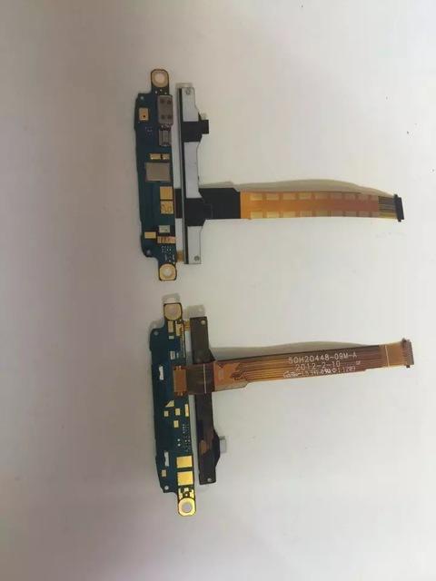 Para htc one s g25 z520e z560e original de inducción línea de fila volumen fila línea palabras pequeña placa de vibración