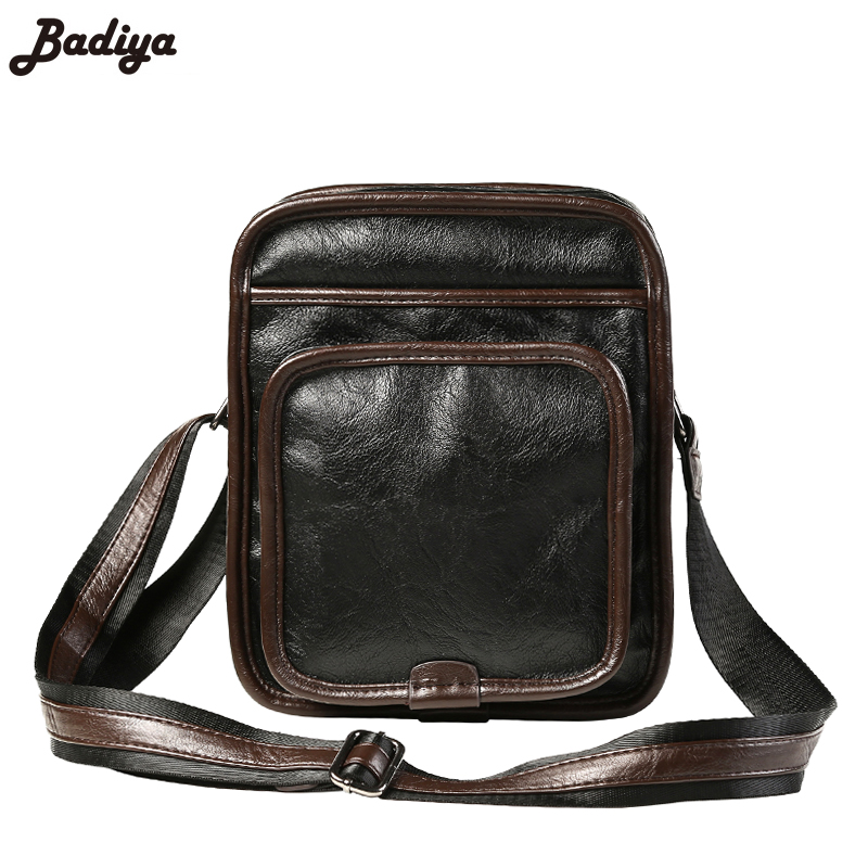 New Men's Business Shoulder Bag PU Leather Large Capacity Crossbody Bags For Man European Style Male Messenger Bags high quality pu leather men casual shoulder bag large capacity crossbody bags computer bag male fashion messenger bags new