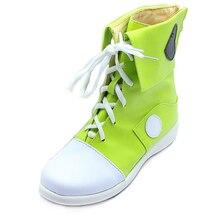 MekakuCity Actors cos Kido boots shoes boot shoe Womens party Custom Halloween