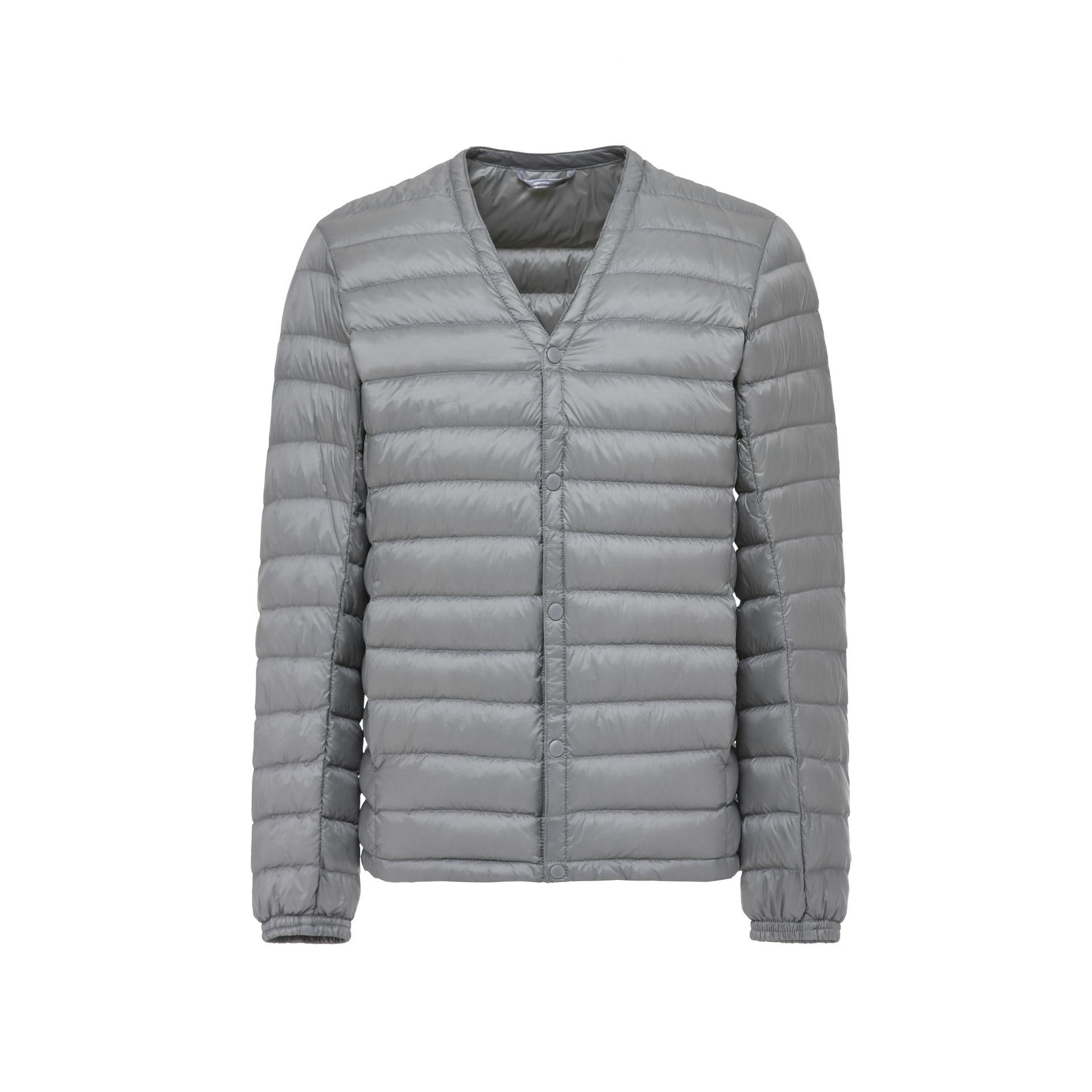 58a13f63d49 Dropwow 2018 new Autumn Winter man Duck Down Jacket Ultra Light Thin ...