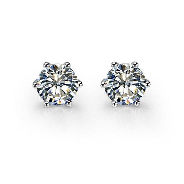 diamanten oorbellen vrouwen