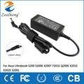 19 В 1.75A 33 Вт AC ноутбук адаптер питания зарядное устройство для Asus Ultrabook X200T S200 S200E S200L X201E X202E F201E Q200E 4.0 мм * 1.35 мм