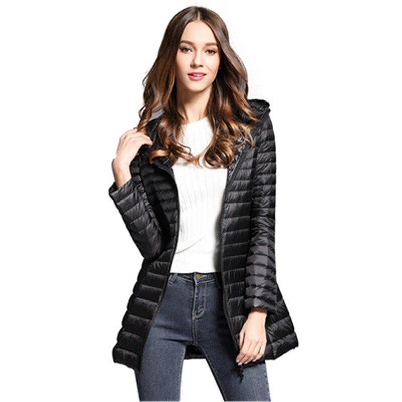 S-6XL Winter Big size women   down     coats   jackets warm woman   down   parkas Casual women   down     coat   Loose Thin Fenale   Down     coats   J829