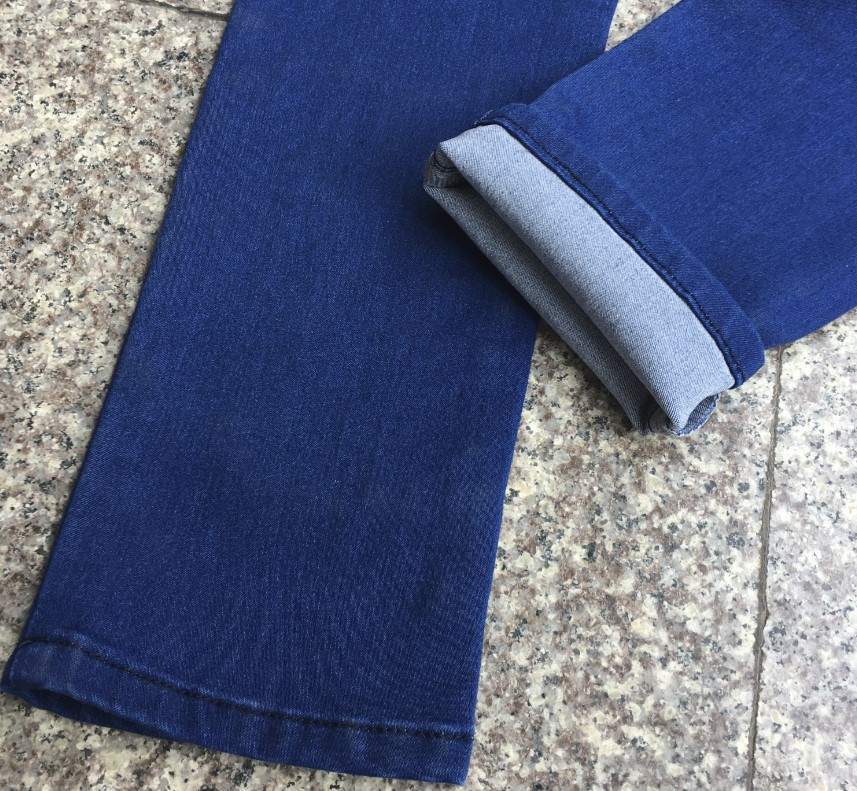 Pantalones 1894 Marca Jeans Venta Blue Por Novedad Al Cintura Mayor Mezclilla De Mujer Elásticos Vaqueros Deep Grande Catonatoz Talla Alta qgvdYq