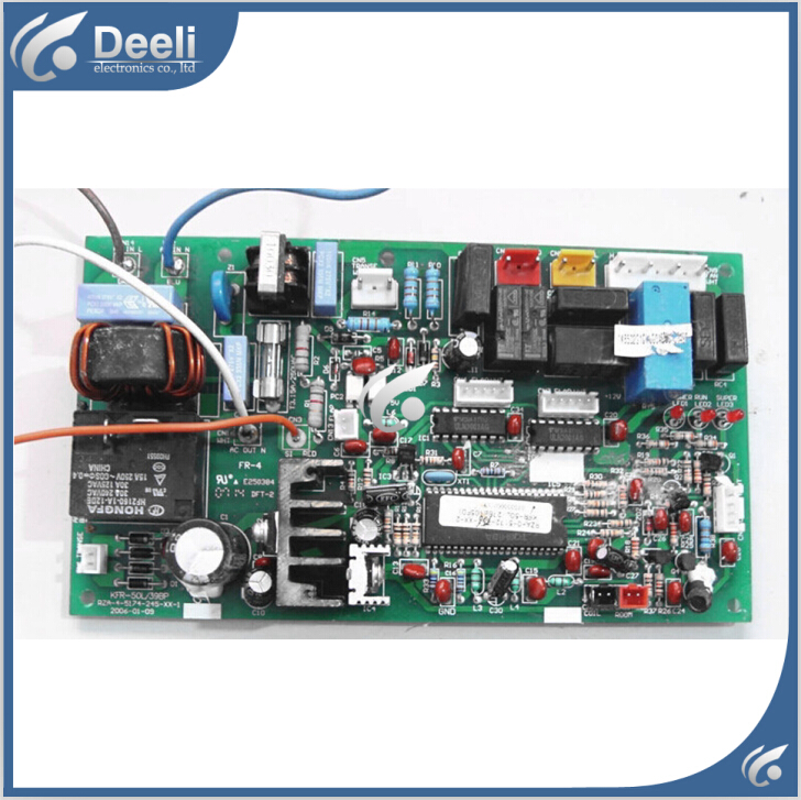 95% new good working for Hisense air conditioning Computer board KFR-50L/39BP RZA-4-5174-245-XX-1 board good working