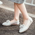 summer gauze 2016 flats sandals cow muscle Flat with comfortable breathable driving shoes women Pregnant woman travel shoes