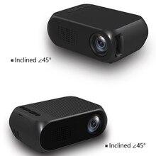 Hot Dropshipping YG320 Mini Home Theater Cinema TV Portable LED 1080P HDMI/USB/SD/AV 18mar15