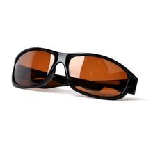 2808fceb5a TAGION tamaño pequeño gafas negro marco polarizado gafas de sol hombres  mujeres Color marrón lentes deporte al aire libre gafas .
