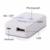 2017 Chegada Nova Upgrated WIFI USB Endoscópio 5.5mm de Diâmetro Da Lente Da Câmera À Prova D' Água Com 6 LED Luzes Brilhantes Suupport Andr