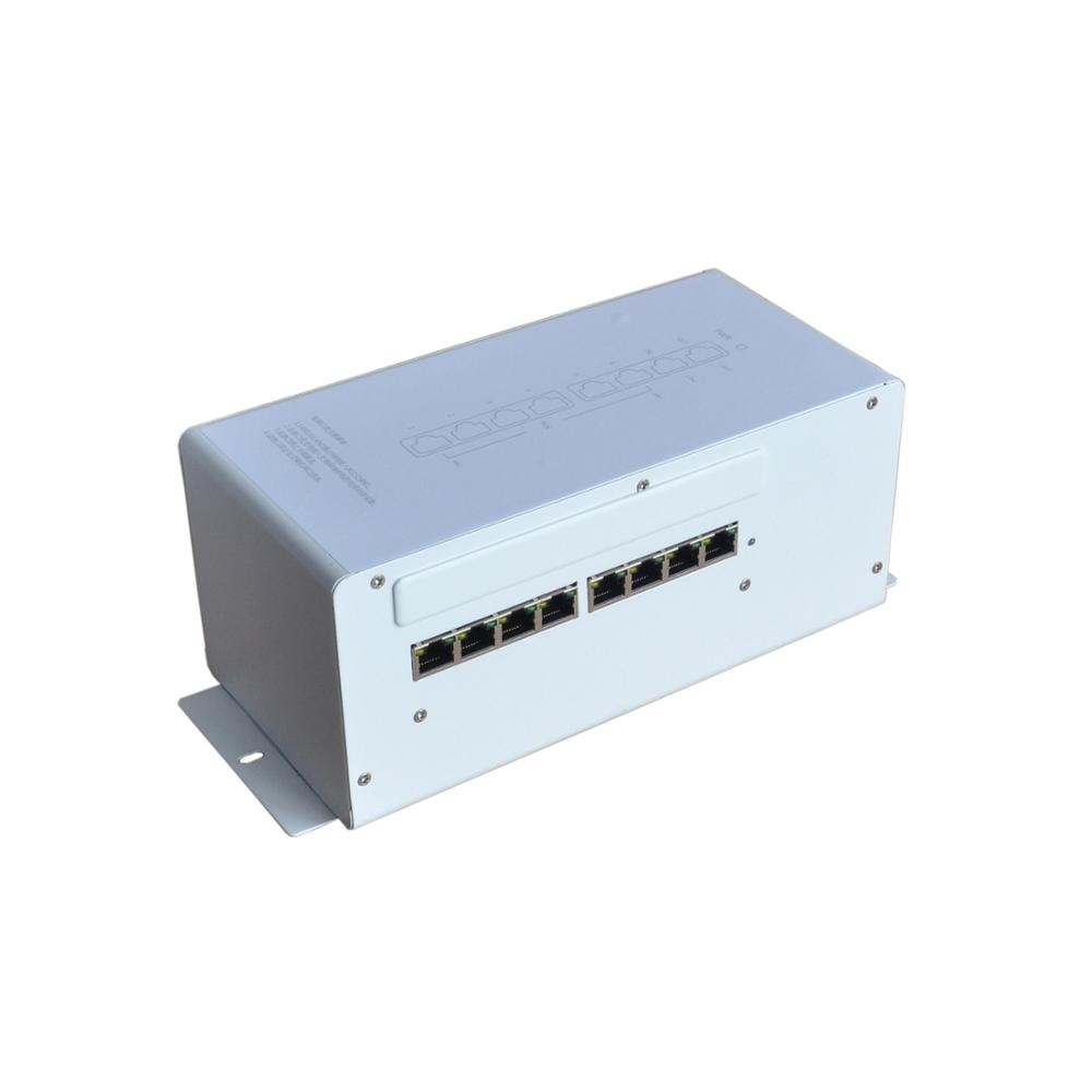 HIK Video Access Control - DS-KAD606 Video/Audio Distributor Power Supply, 6 device power Distributor