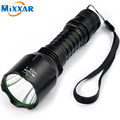ZK5 Mixxar Waterproof C8 Cree XM-L2 Portable LED Flashlight Tactical Cold Natural White Lantern Torch Light for Camping Cycling