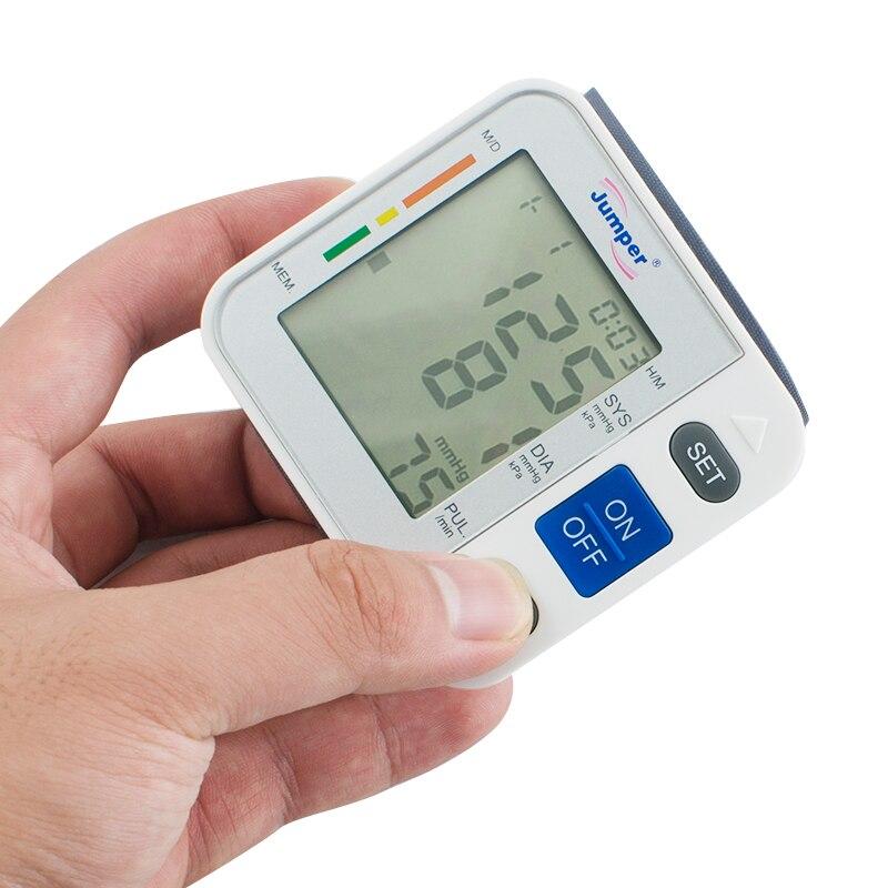 Quality Guaranteed New Digital Lcd Automatic Wrist Blood