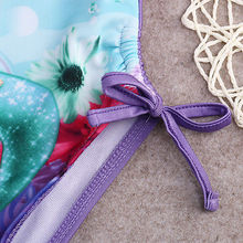 Girls Little Mermaid One-piece Swimsuit