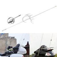 Antenna Kit Mount Flag Audio Comfort Navi For Honda Glodwing GL1800 2001 2011