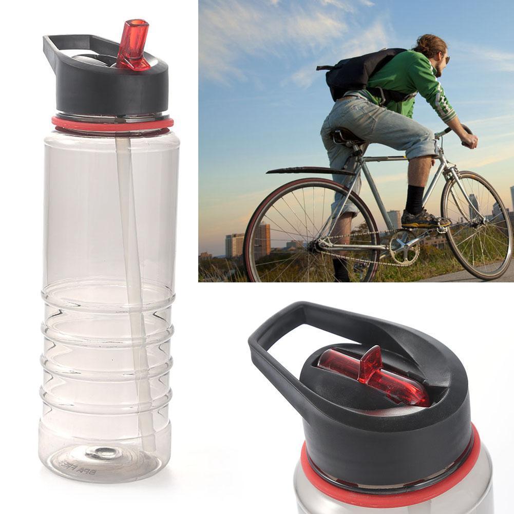 Neue Heiße Verkäufe Flip Stroh Getränke Flasche Sport Trink Wasser ...