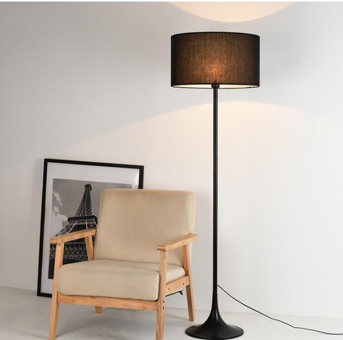 Living Room Standing Lamp Decor Gray And Yellow 2017 New Modern Floor Bedroom Getsubject Aeproduct