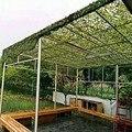 Камуфляжная сетка  Лесной камуфляж  листья джунглей с подвесной веревкой для автомобиля  абажур для охоты  кемпинга FH99