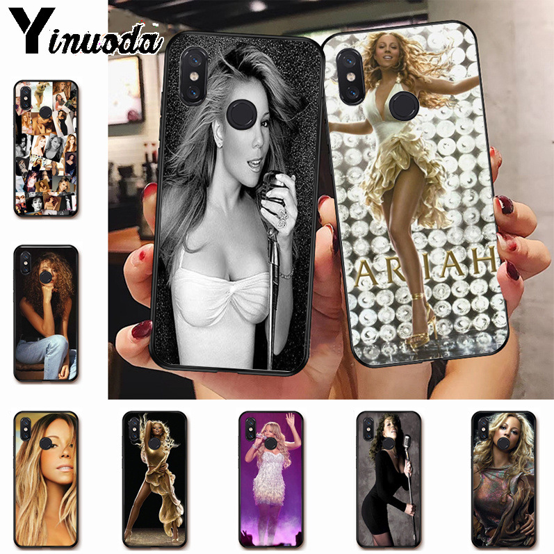 Ynuoda Mariah Carey Special Offer Luxury Vertical phone case for xiaomi mi  8se 6 note2 note3 a8cf72f597a5