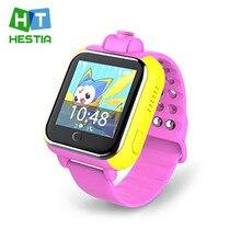 Hestia smart watch kinder armbanduhr q730 3g gprs gps locator tracker smartwatch baby uhr mit kamera für ios android