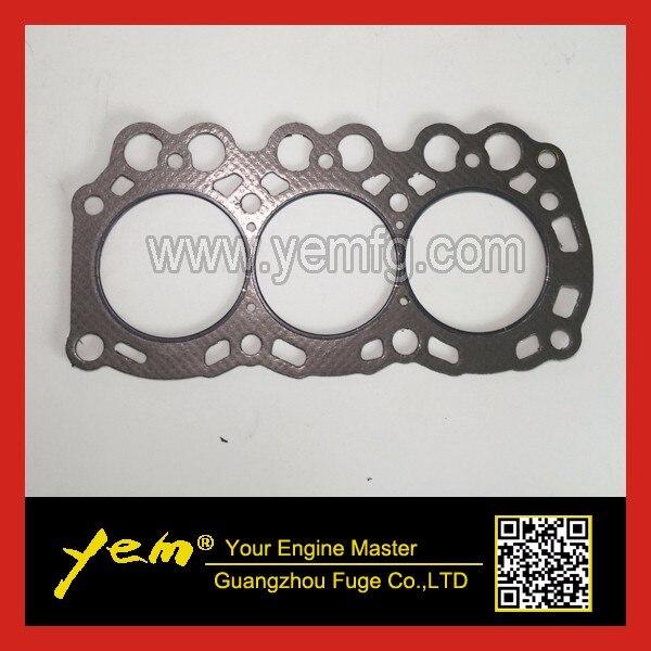 Cylinder Head Gasket 301L01-01102 MM432247 for Mitsubishi L3E Engine
