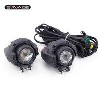 Fahren Aux Nebel Lichter Lampe Licht Montage Für BMW R 1200GS 1150GS 1200 GS R1200GS Abenteuer ADV F 650GS/ 700GS/800GS F800GS auf