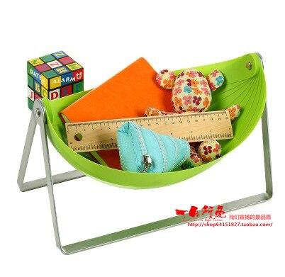 MINI ORDER $20 (CAN MIX OEDER) Fashion storage rack folding fruit basket fruit plate desktop storage rack