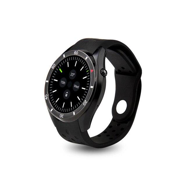 SENBONO I3 спорт Smart Watch Phone MTK6580 Android 5.1 OS браслет Sim-карты 3 Г WIFI GPS Google Play Сердечного ритма Smartwatch