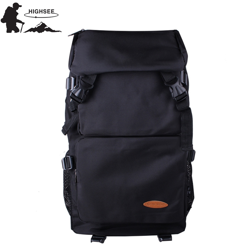 HIGHSEE Backpack Men Hiking Travel Sport Waterproof Back Pack For Laptop Rucksack Outdoor Backpack 30l Mountaineering Bag Viaje