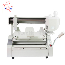 JB-2 Hot melt book glue binding machine Desktop binding machine glue book binder machine booklet maker 110V/220V